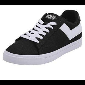 Men's Pony Topstar Low Casual Shoes
